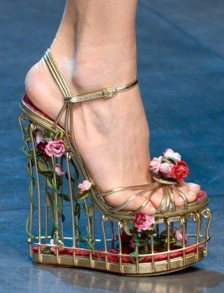 Zeppe Dolce e Gabbana