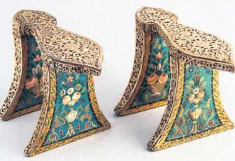 Scarpe da donna ottomane