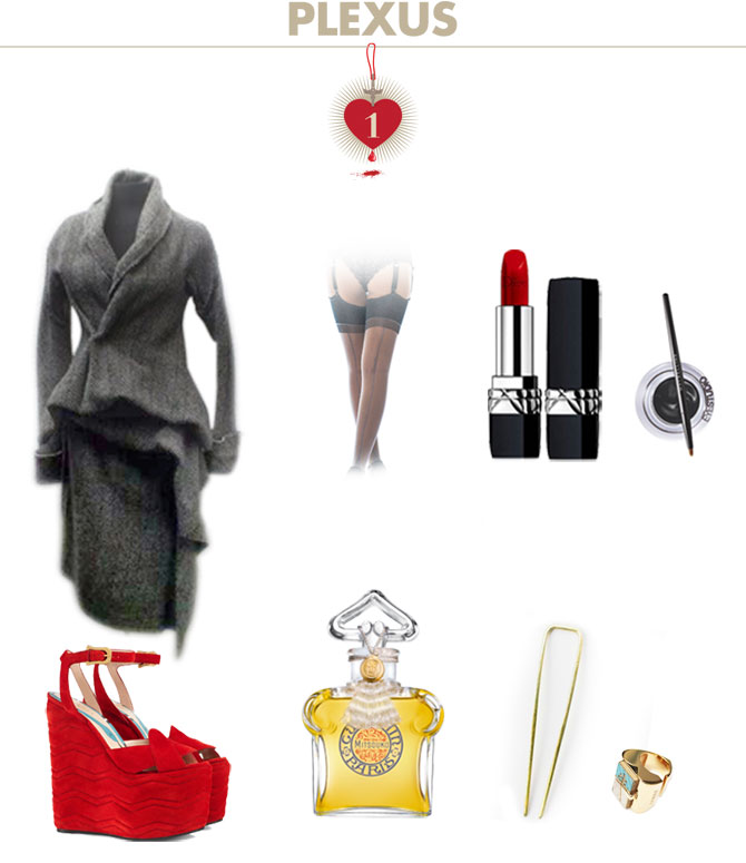 Outfit Zeppe