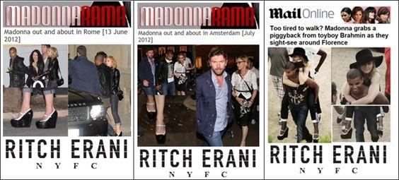 Madonna - Richt Erani