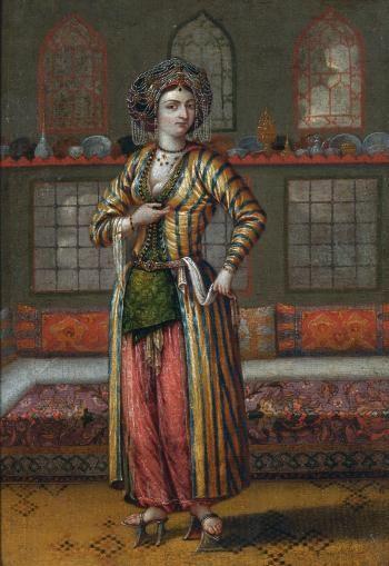 Nobildonna di Costantinopoli