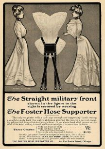 Foster Hose Supporter