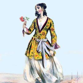 Donna persiana
