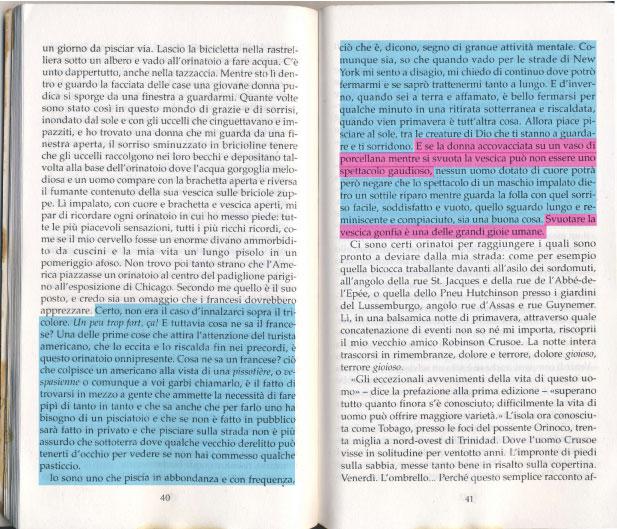 Primavera Nera, Henry Miller