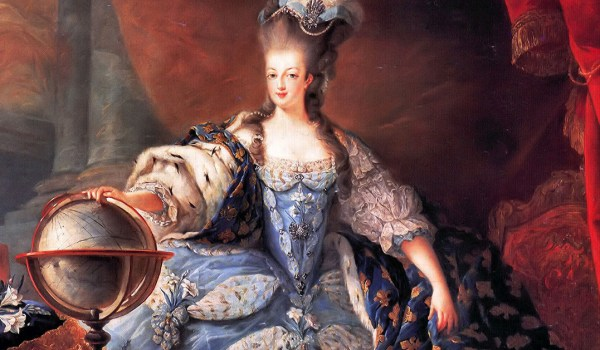 Elisabeth Vigée Lebrun ritratto di Maria Antonietta