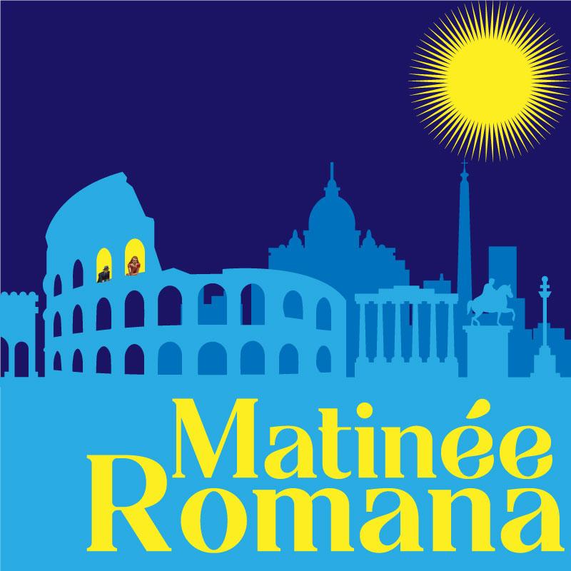 Copertina Matinée Romana