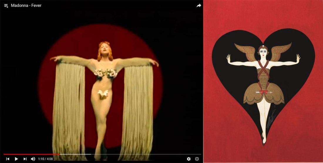 Madonna e Erté