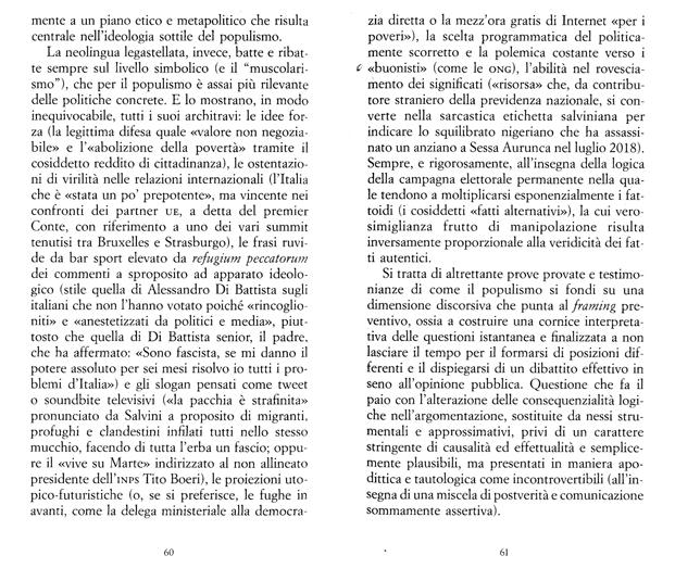 """Massimiliano Panarari  """"Uno non vale uno"""""""