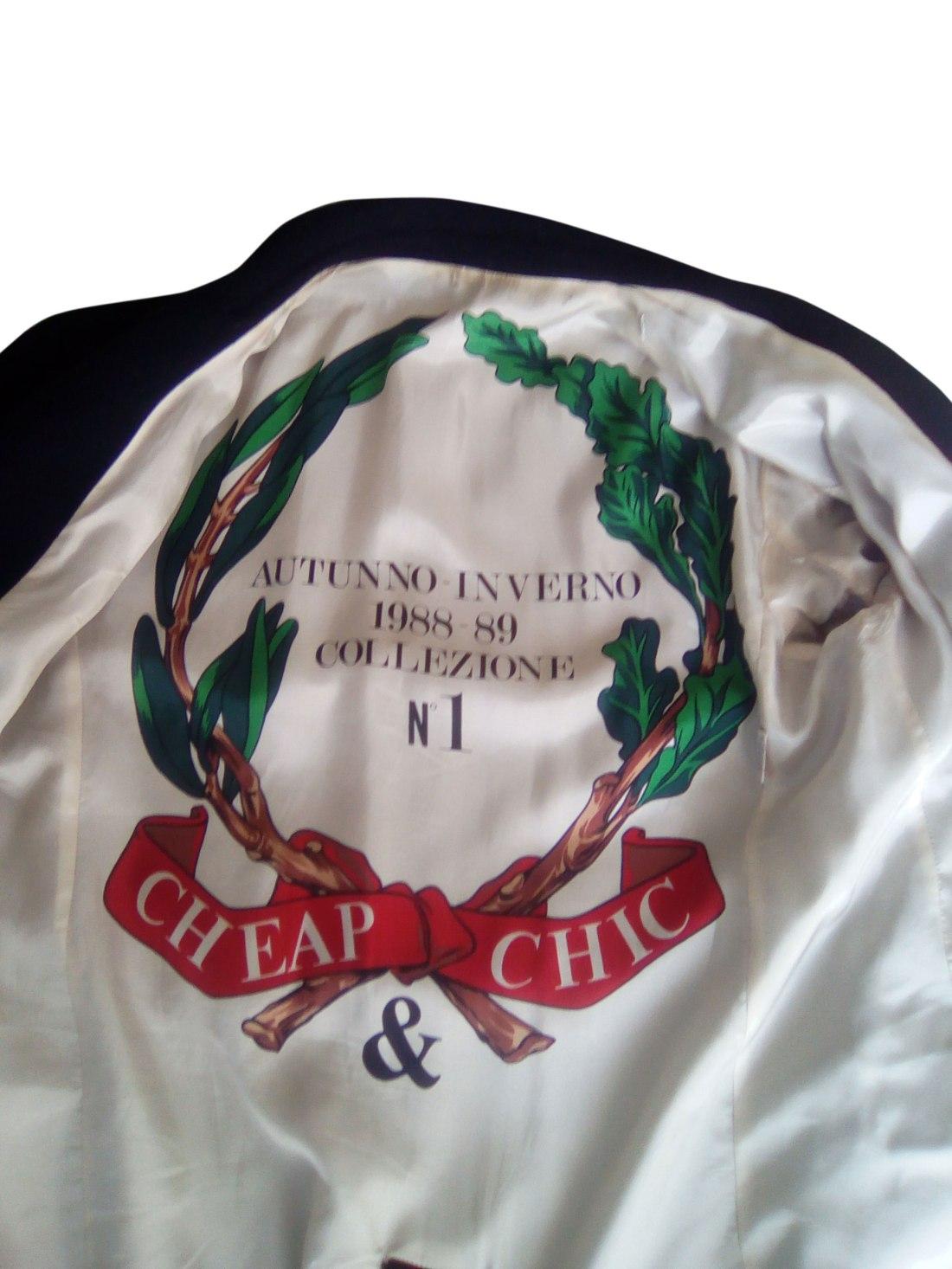 cappotto moschino vintage